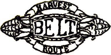 Harvest Belt Route Logo